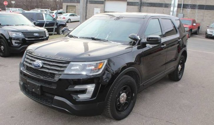 Ford Explorer for Auction